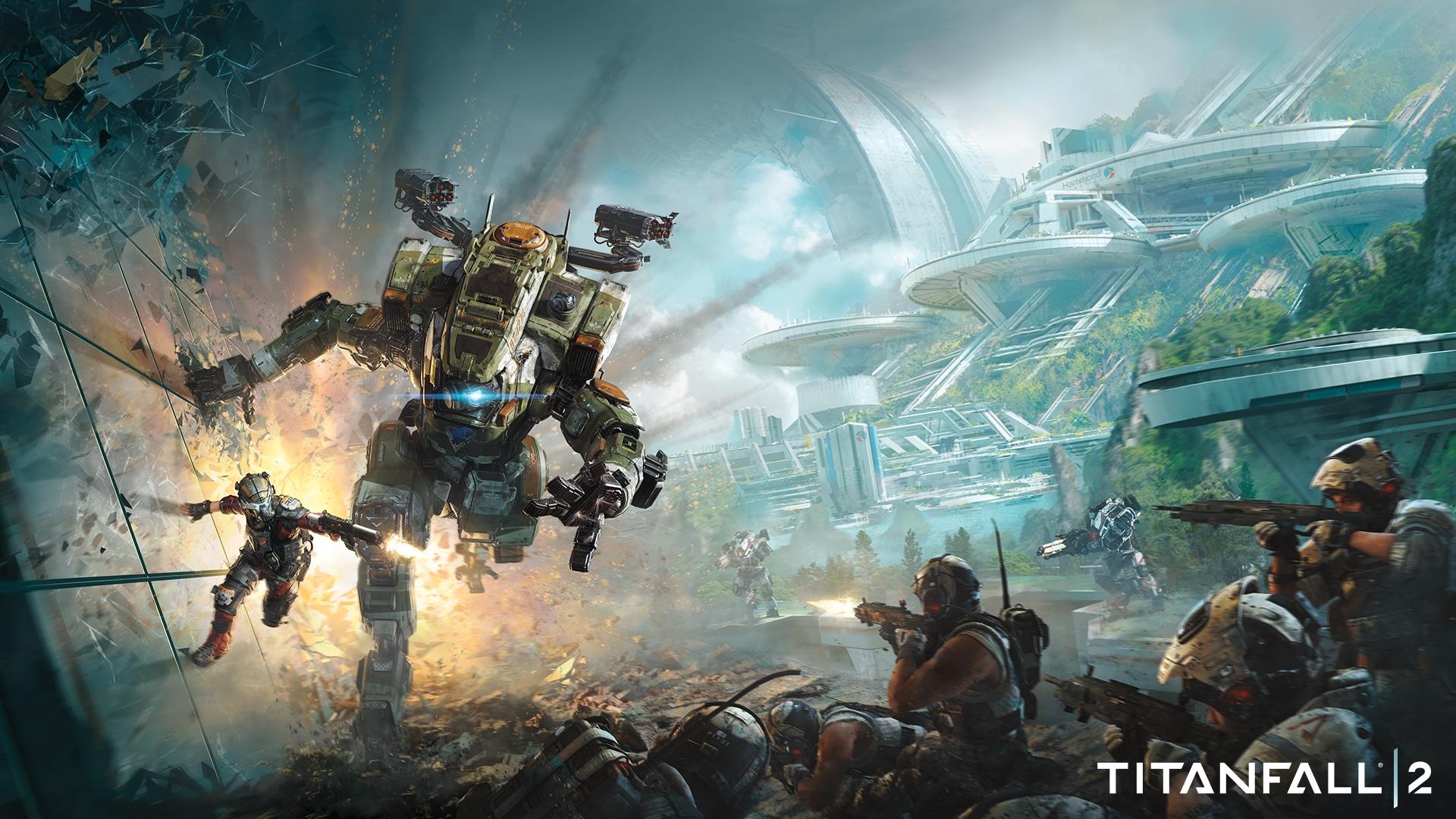 Photo of Titanfall 2: Der Mech-Shooter im Test