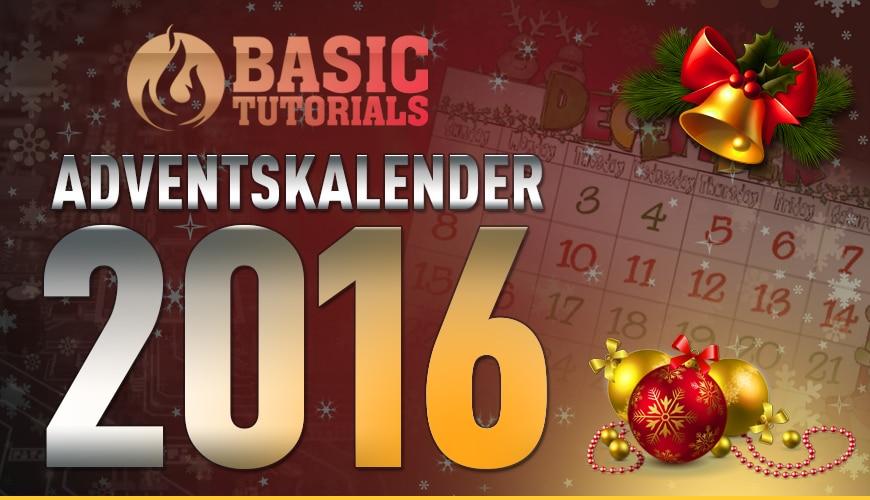 Photo of Adventskalender Gewinnspiel 2016: Jeden Tag tolle Technik gewinnen!