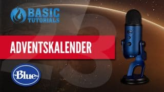 bluemic adventskalender 320x180 - Adventskalender Türchen 23: Blue Yeti Midnight Blue USB-Mikrofon
