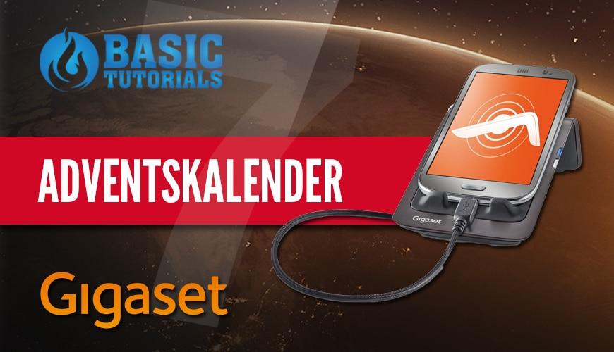 Photo of Adventskalender Türchen 7: Gigaset MobileDock