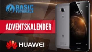 huawei adventskalender 320x180 - Adventskalender Türchen 24: Huawei GX8 Smartphone