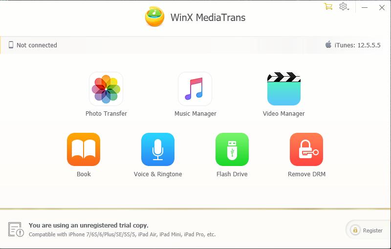 Photo of WinX MediaTrans: Wenn iTunes zu Mainstream ist…