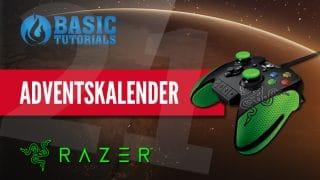 razer adventskalender 320x180 - Adventskalender Türchen 21: Razer Wildcat Controller