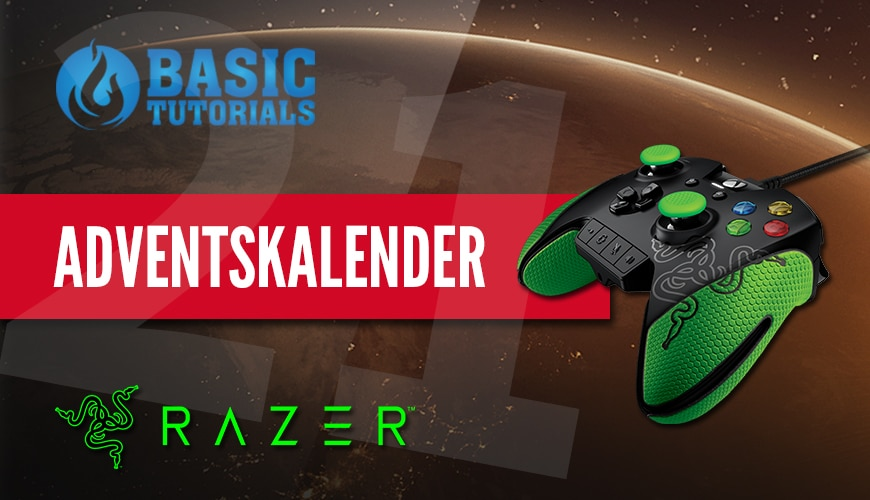 Photo of Adventskalender Türchen 21: Razer Wildcat Controller