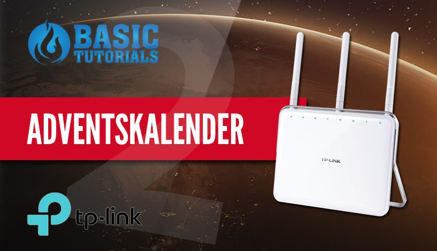 Photo of Adventskalender Türchen 2: TP-Link Archer VR200v Router