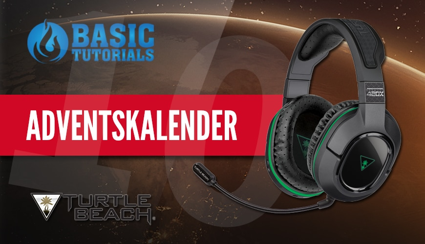 Photo of Adventskalender Türchen 10: 2x Turtle Beach Ear Force Stealth 420x Wireless Gaming-Headset