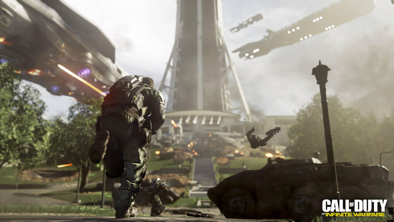Photo of Call of Duty: Infinite Warfare ab 15. Dezember kostenlos ausprobieren