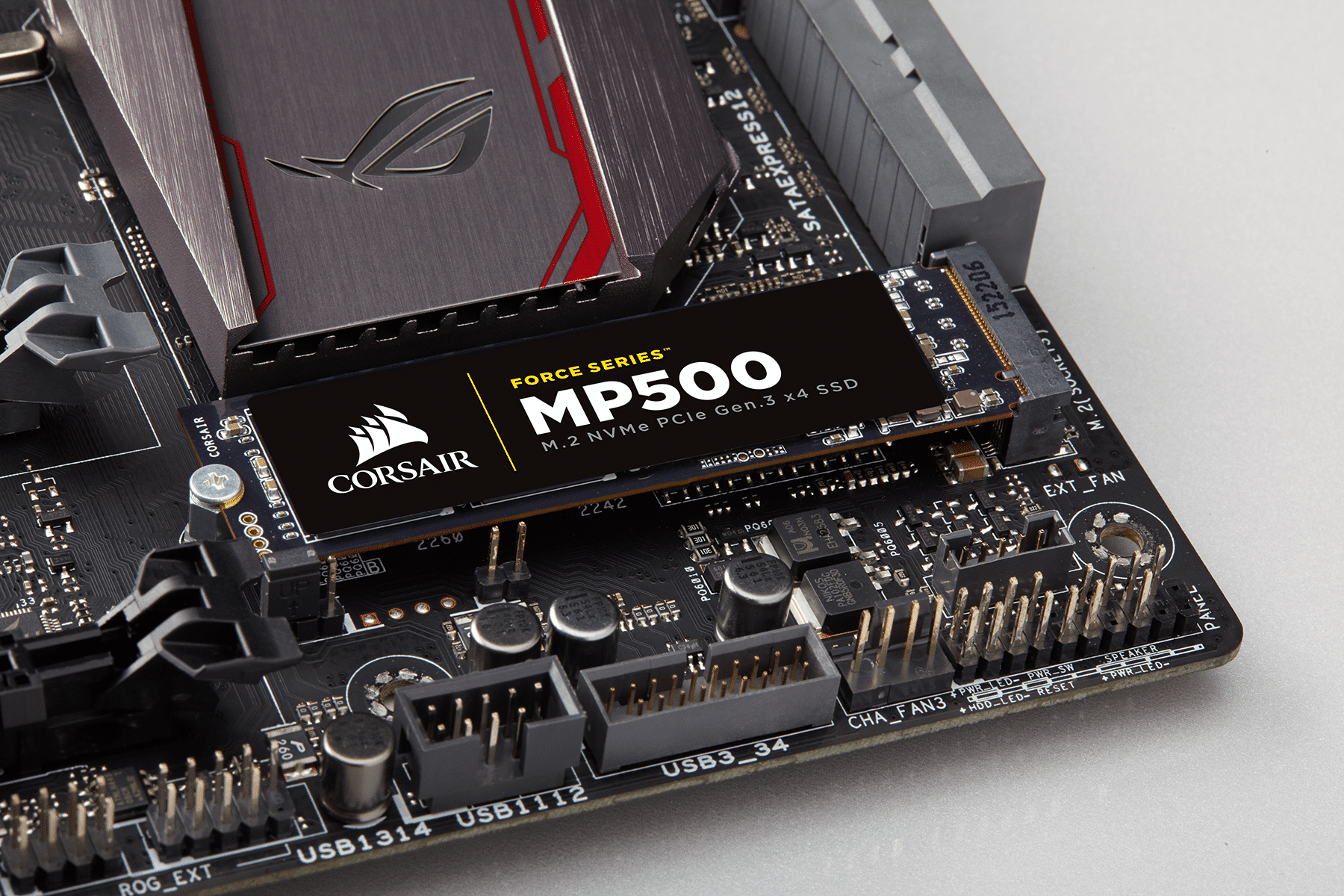 Photo of Corsair Force MP500: Neue M.2-SSDs vorgestellt