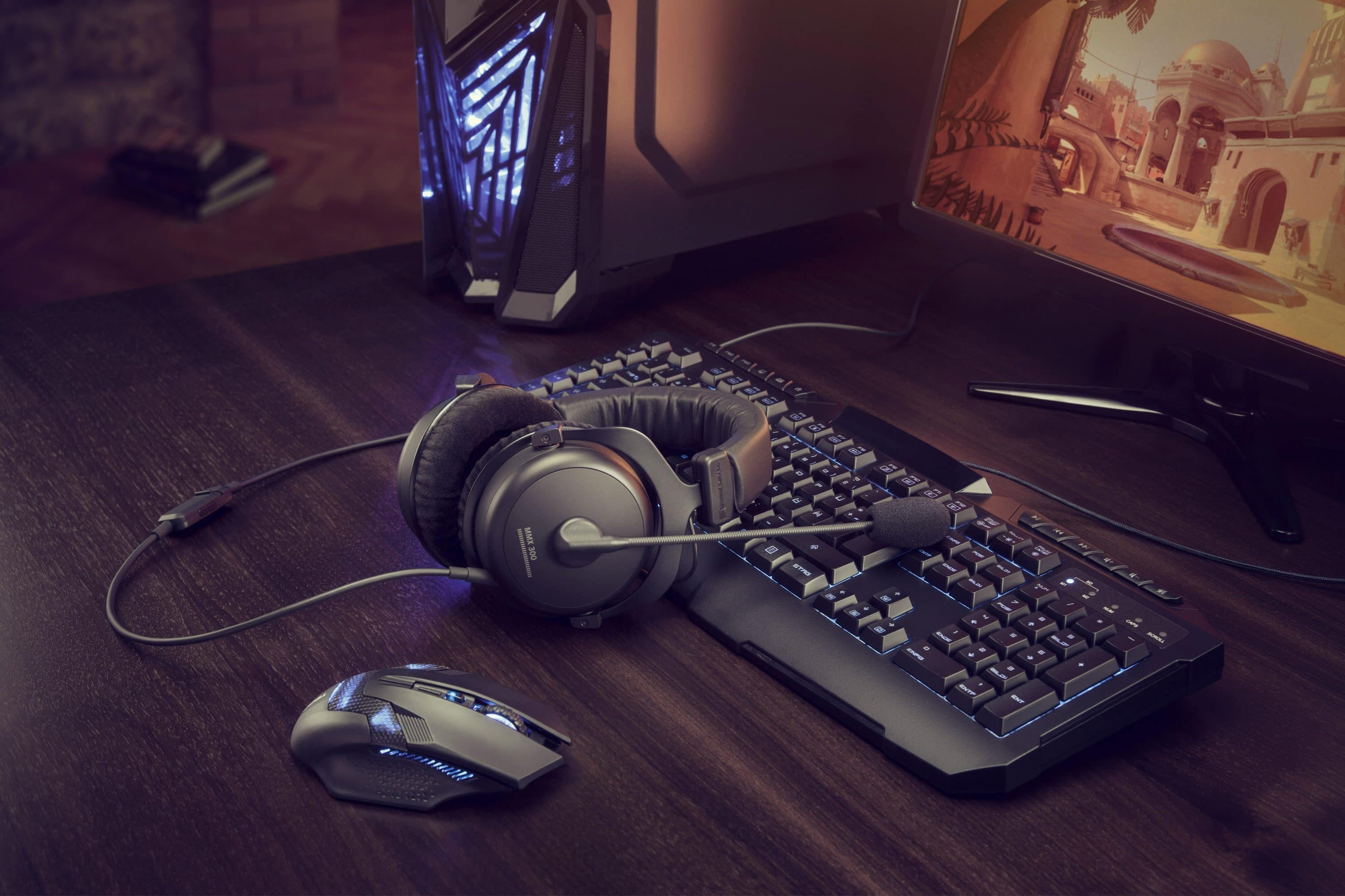 Photo of beyerdynamic MMX 300: Premium-Gaming-Headset geht in die 2. Generation