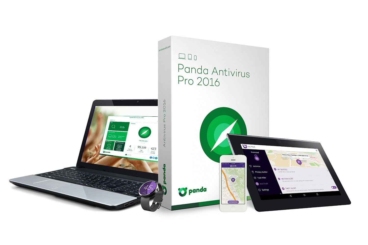 Photo of Panda Antivirus Pro 2017 Test