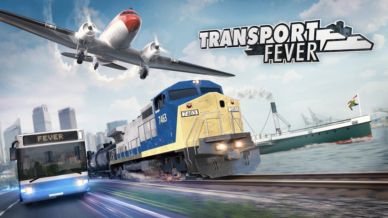 Bild von Neues Update für Transport Fever verbessert das Spiel