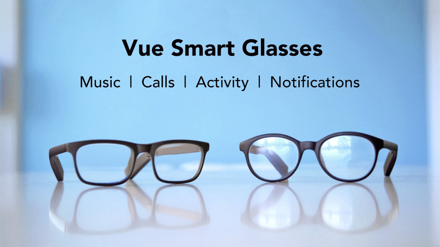 Photo of Vue: Smarte Brille ersetzt Brille, Headset & Fitnesstracker