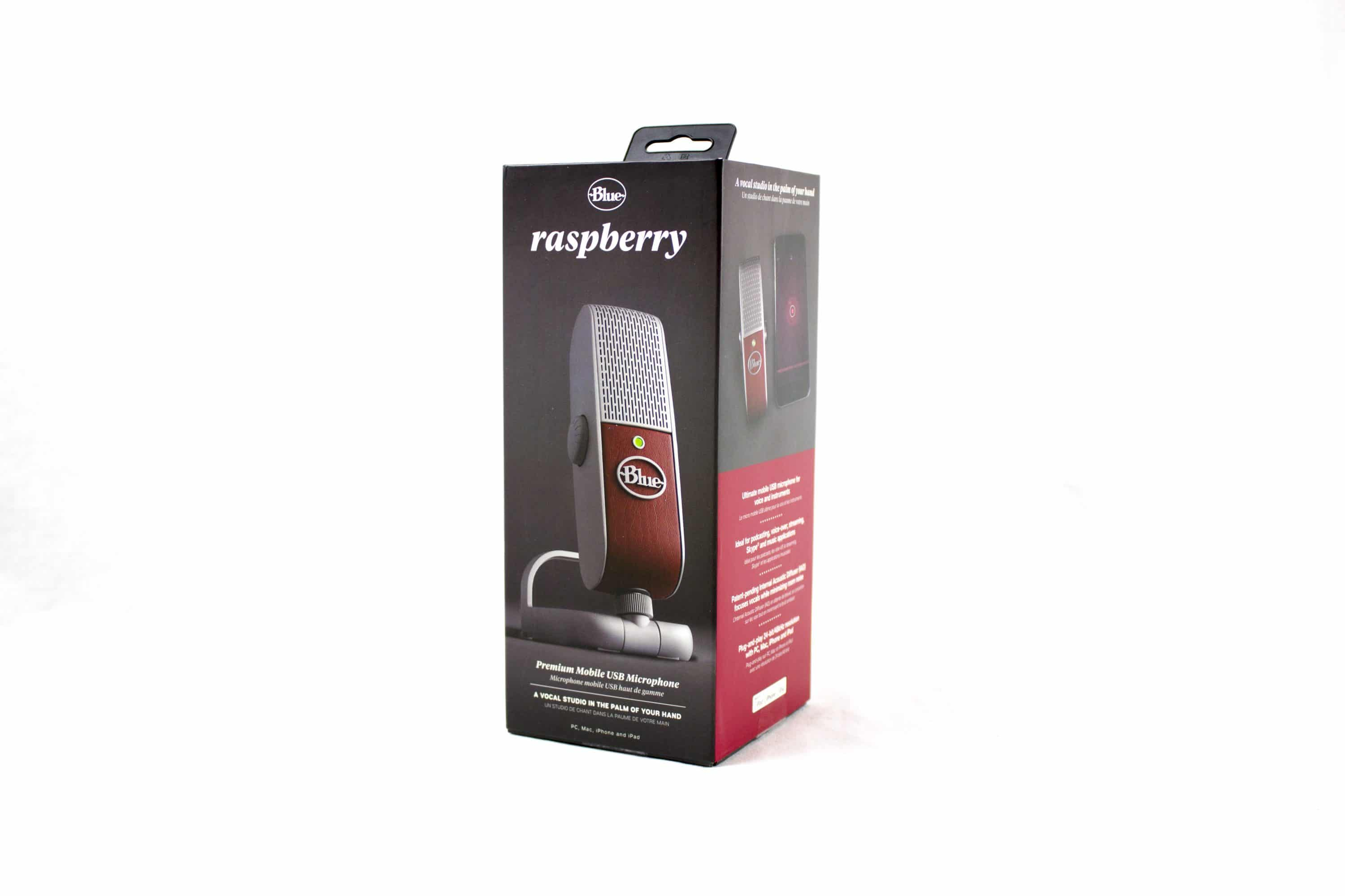 Photo of Blue Microphones Raspberry: Portable USB Microphone Reviewed