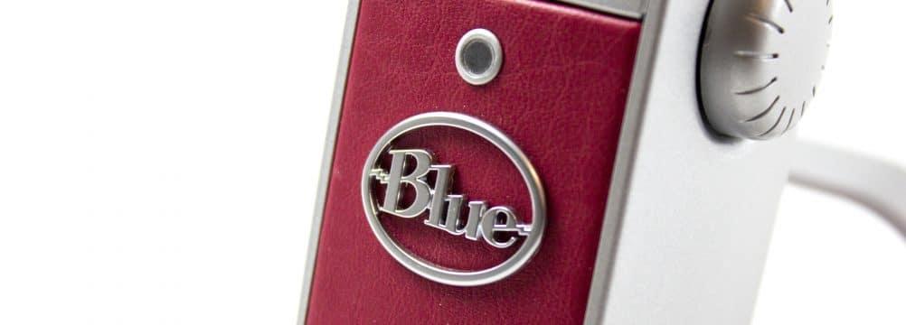 Blue Microphones Raspberry Logo
