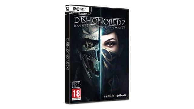 """""""Dishonored 2: Das Vermächtnis der Maske"""" Test – Das Spiel um Rache und Verrat geht weiter"""