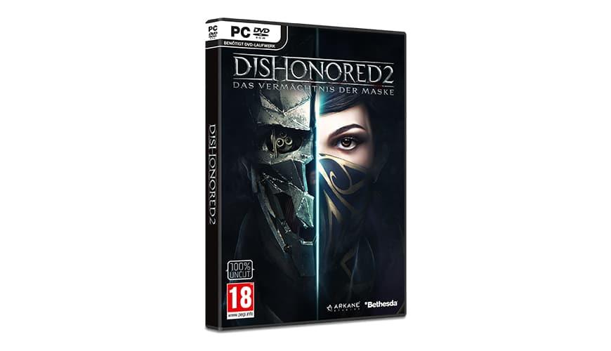 """Photo of """"Dishonored 2: Das Vermächtnis der Maske"""" Test – Das Spiel um Rache und Verrat geht weiter"""