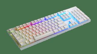 GRAM Spectrum white 5 320x180 - Tesoro GRAM Spectrum: Mechanische Tastatur mit flachen Tasten