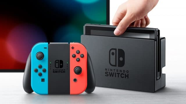 Nintendo Switch: Ab 3. März im Handel