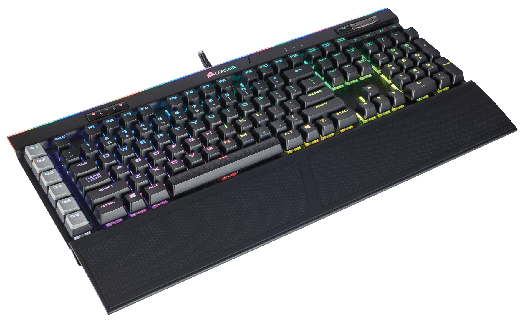 Photo of Corsair stellt die mechanische K95 RGB Platinum-Gaming-Tastatur vor