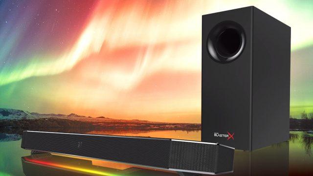 Sound BlasterX Katana offiziell erhältlich