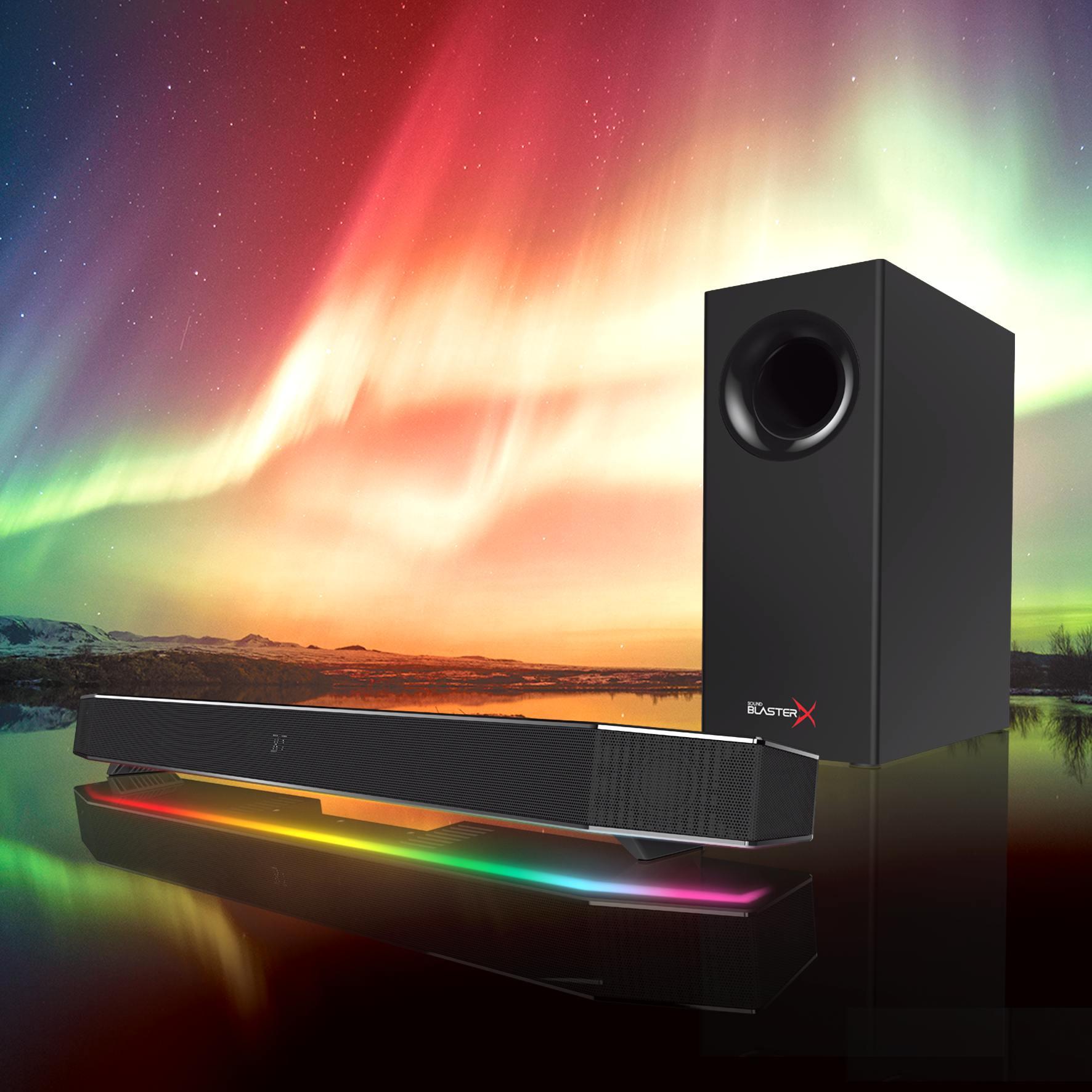 Photo of Sound BlasterX Katana offiziell erhältlich