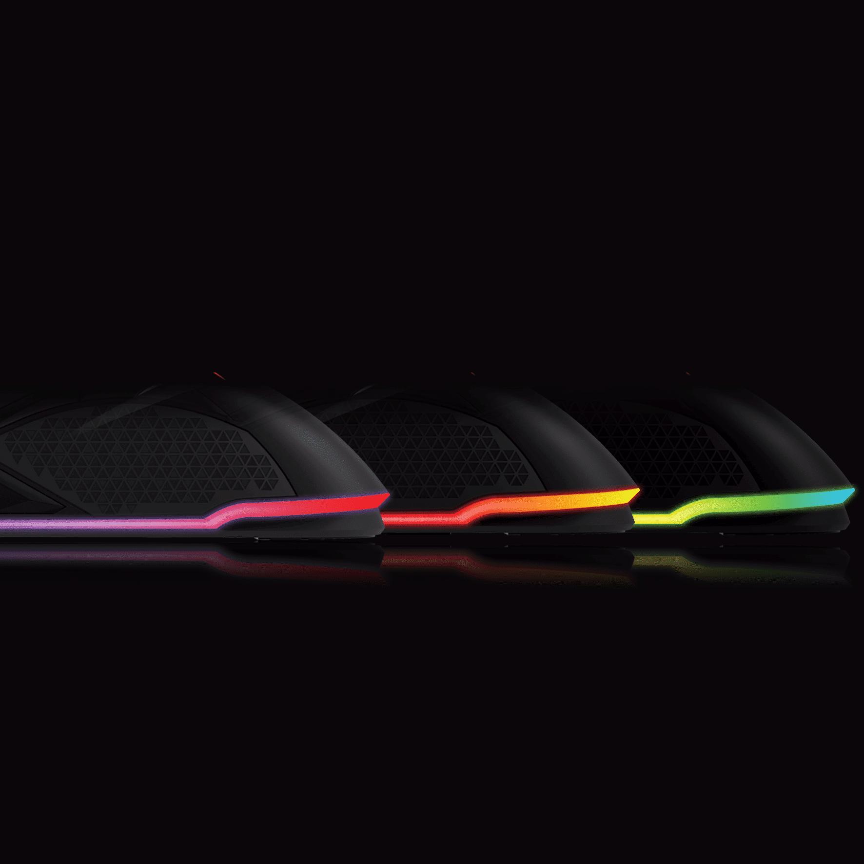 Bild von Creative: Sound BlasterX Siege M04 und Vanguard K08 RGB