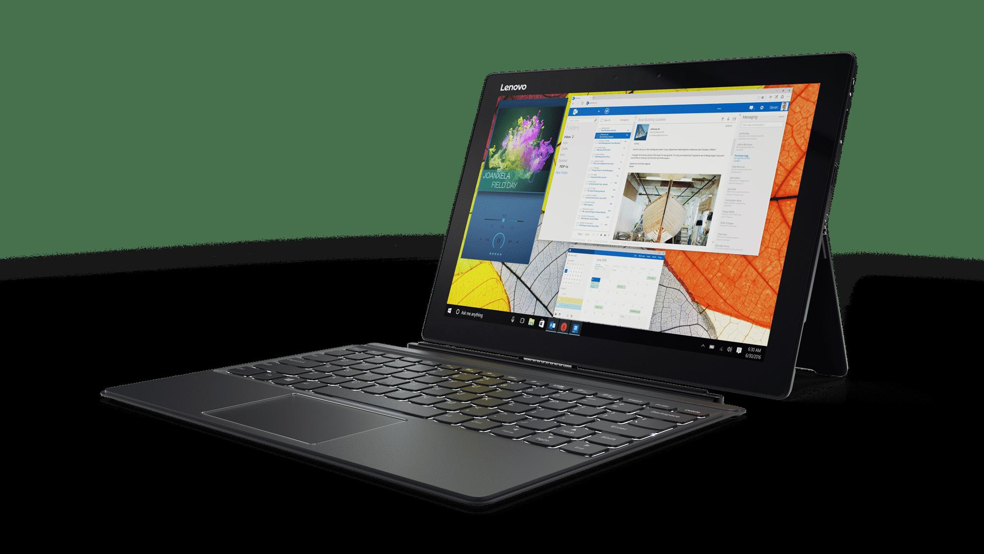 Photo of Lenovo Miix 720 vorgestellt auf der CES 2017