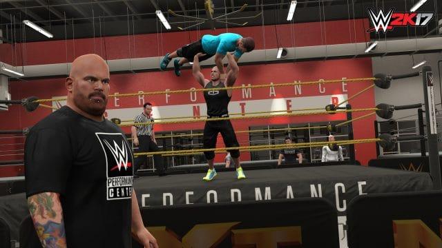 WWE 2K17 kommt am 7. Februar für Windows PC