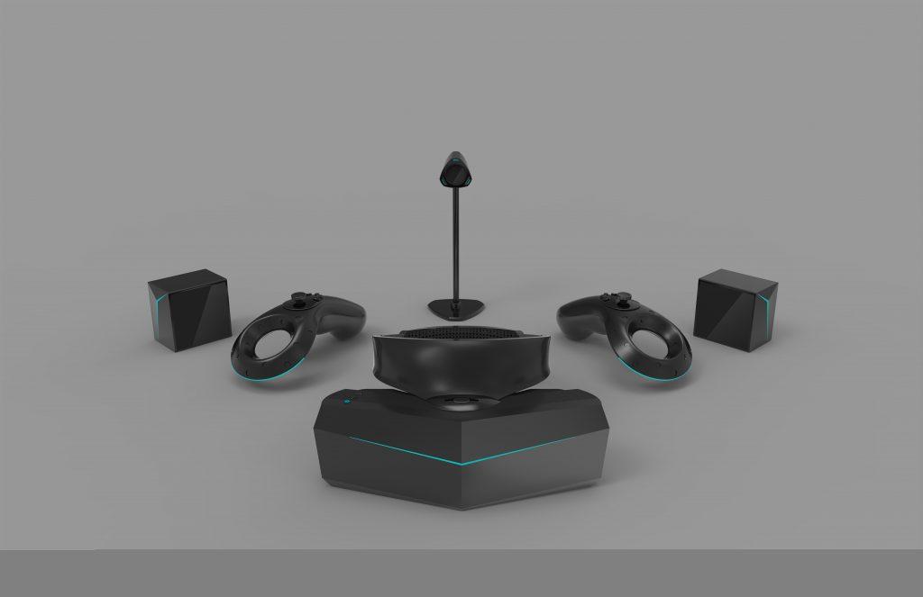 Photo of CES 2017: Primax stellt 4K VR-Brille vor