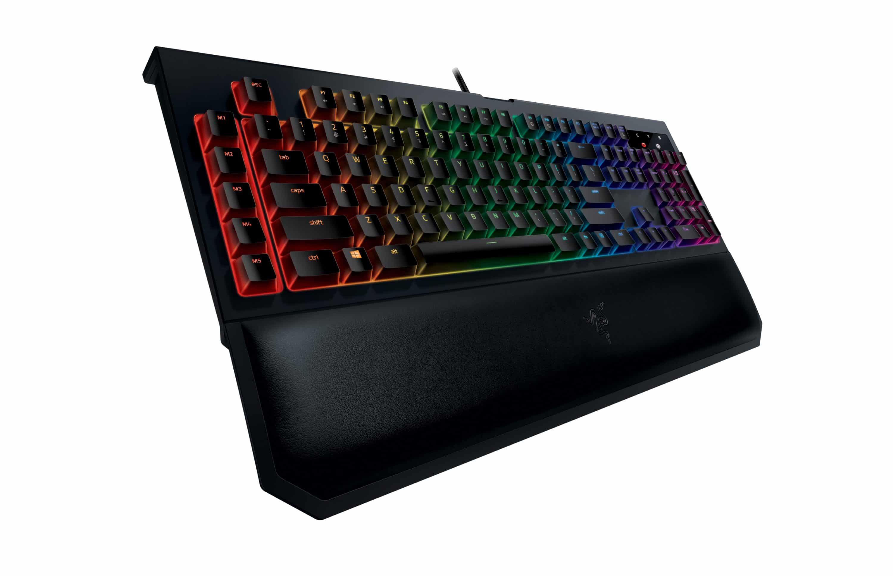 Photo of Razer BlackWidow Chroma V2: Neue Gaming-Tastatur mit neuen Switches