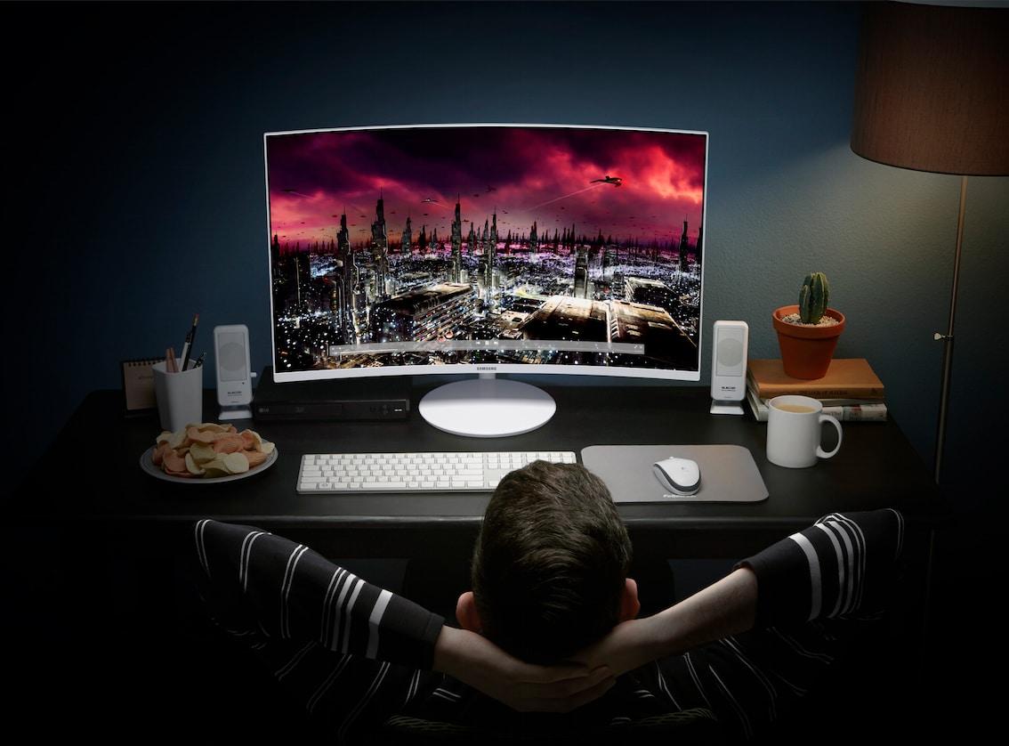 Photo of Der Premium Curved Monitor Samsung CH711: Das Entertainmenterlebnis der Zukunft
