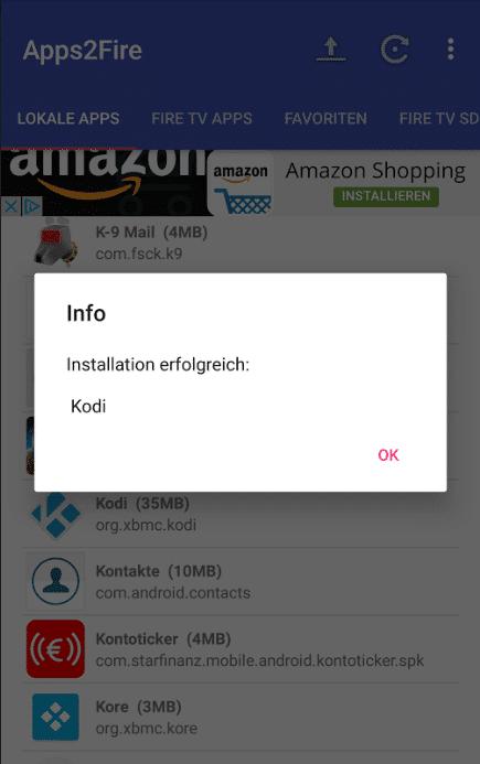 Apps2fire Funktioniert Nicht