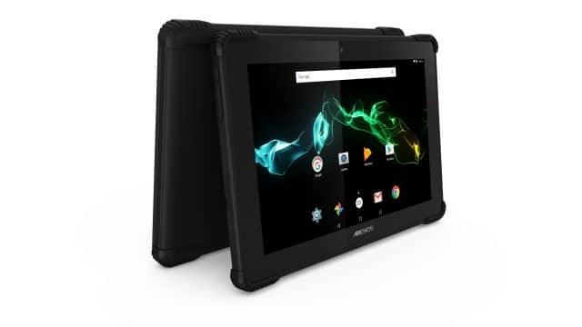 """101 Saphir pers multi 1 640x360 - ARCHOS stellt neues Outdoor-Tablet """"101 Saphir"""" vor"""