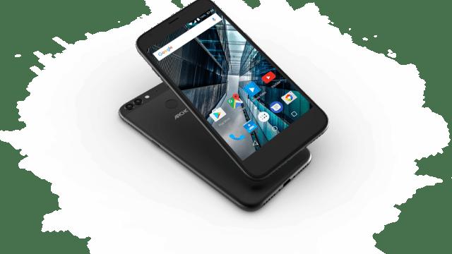 ARCHOS 55 Graphite 4 640x360 - MWC: ARCHOS stellt Graphite Smartphones vor