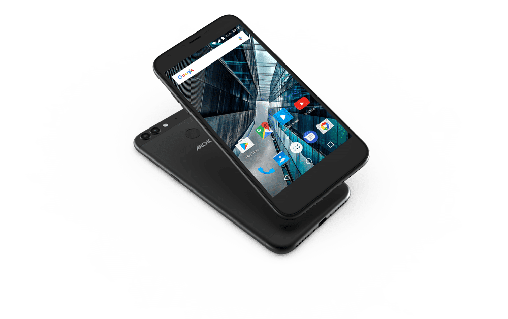 Photo of MWC: ARCHOS stellt Graphite Smartphones vor
