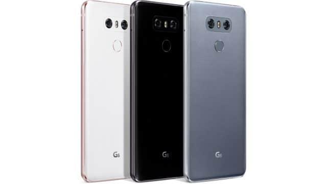 Bild LG G6 03 640x360 - MWC: LG G6 mit großem Display vorgestellt