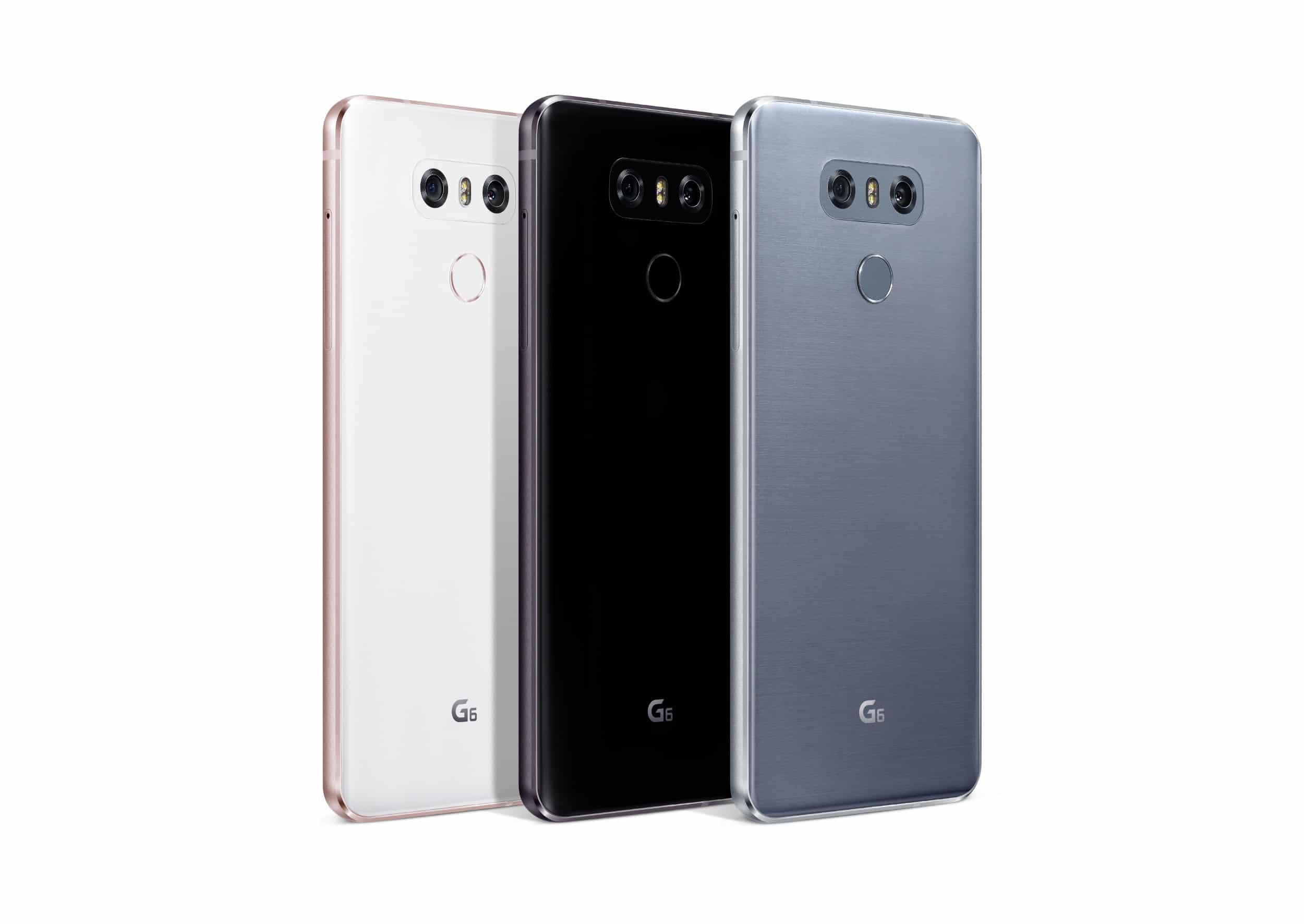 Photo of MWC: LG G6 mit großem Display vorgestellt