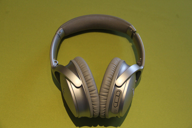 Bose QuietComfort 35 - Upper class Kopfhörer im Test