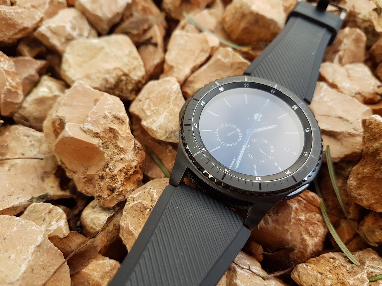 Photo of Test der Smartwatch Samsung Gear S3 Frontier