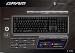 Tesoro Gram Spectrum Software: Beleuchtung