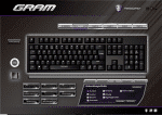 Tesoro Gram Spectrum Software: Beleuchtungseffekte