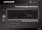 Tesoro Gram Spectrum Software: PC-Modus