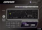 Tesoro Gram Spectrum Software: Tastenbelegung