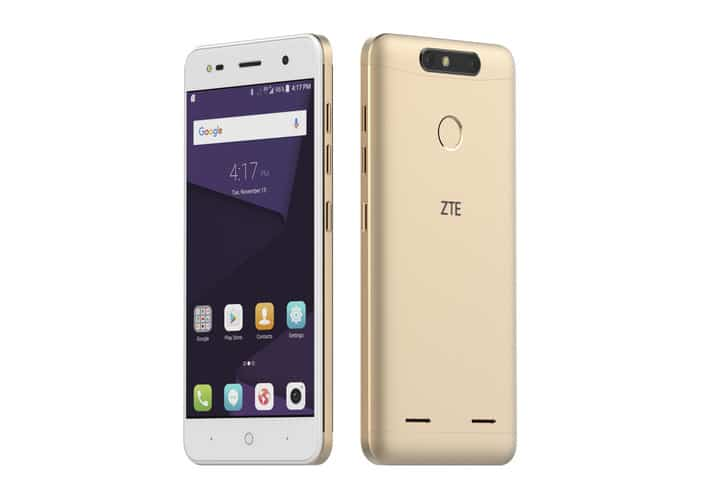 Photo of MWC: ZTE Blade V8 Mini vorgestellt