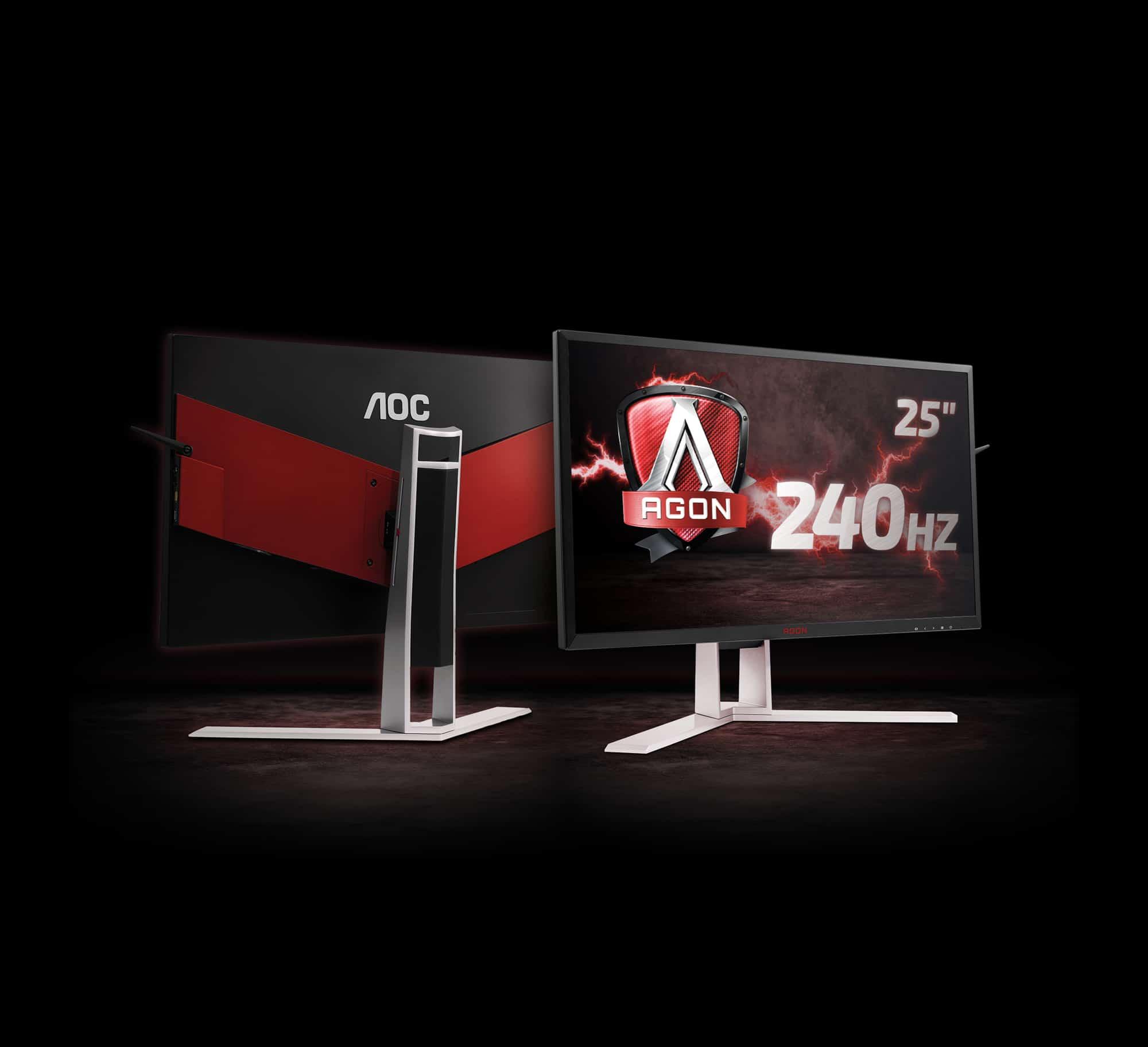 Photo of AOC AGON AG251FZ: Der 240-Hz-Monitor ist endlich im Handel