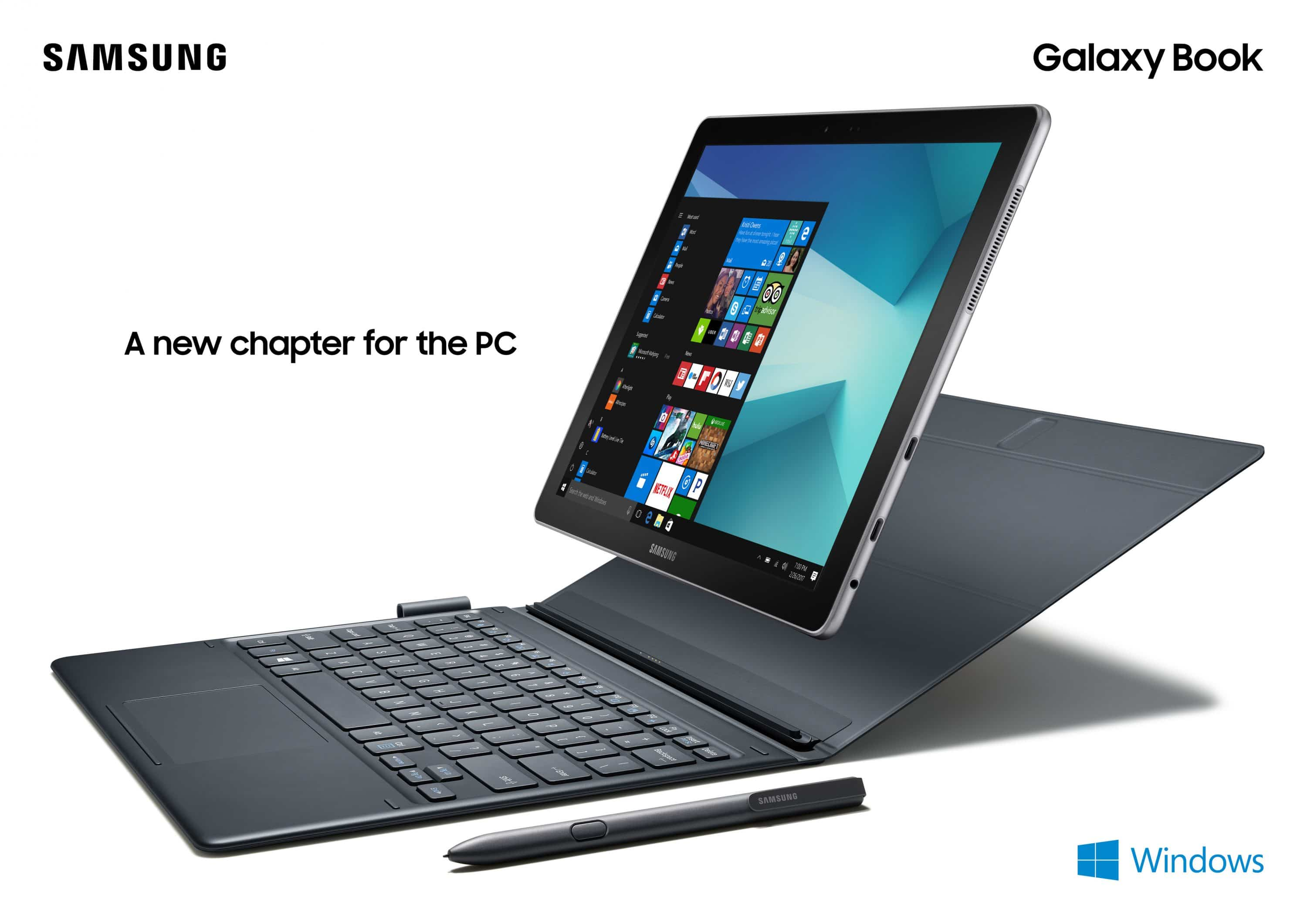 Photo of Samsung Galaxy Book: Konkurrenz fürs Microsoft Surface Pro 4