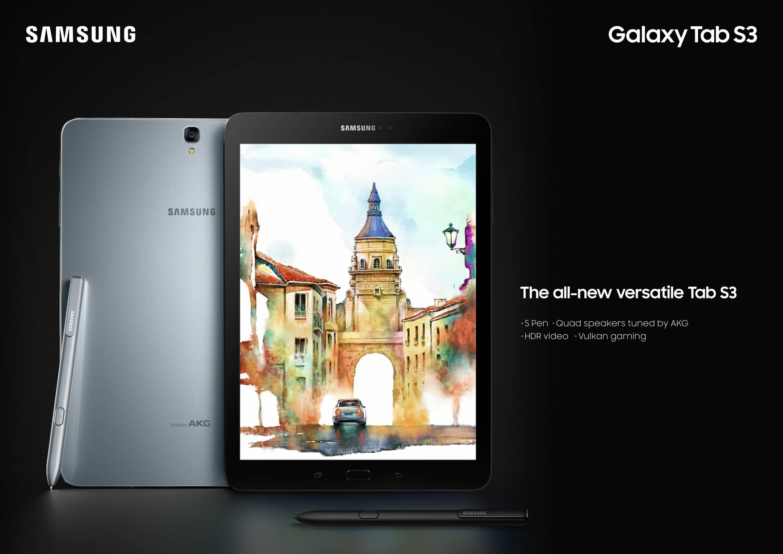 Photo of Das ist das Samsung Galaxy Tab S3