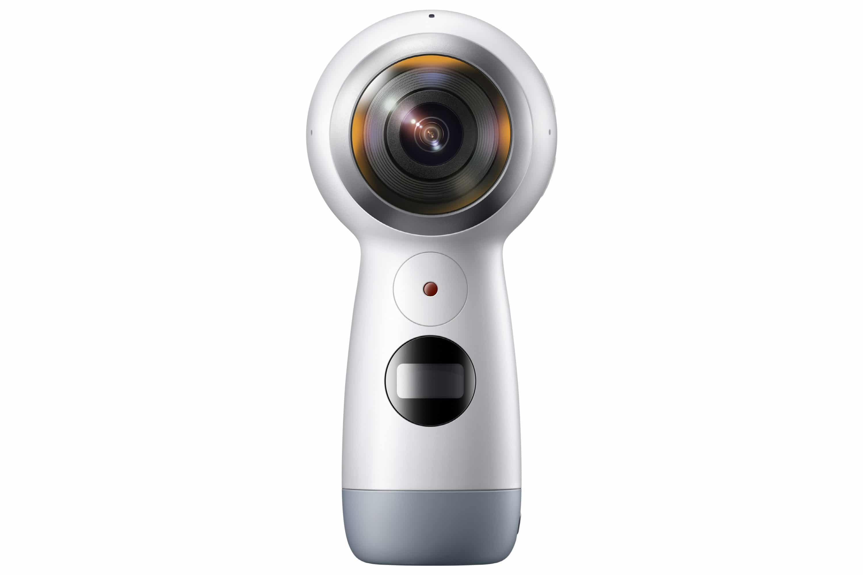 Bild von Samsung Gear 360 (2017): 360-Grad Kamera jetzt mit 4K