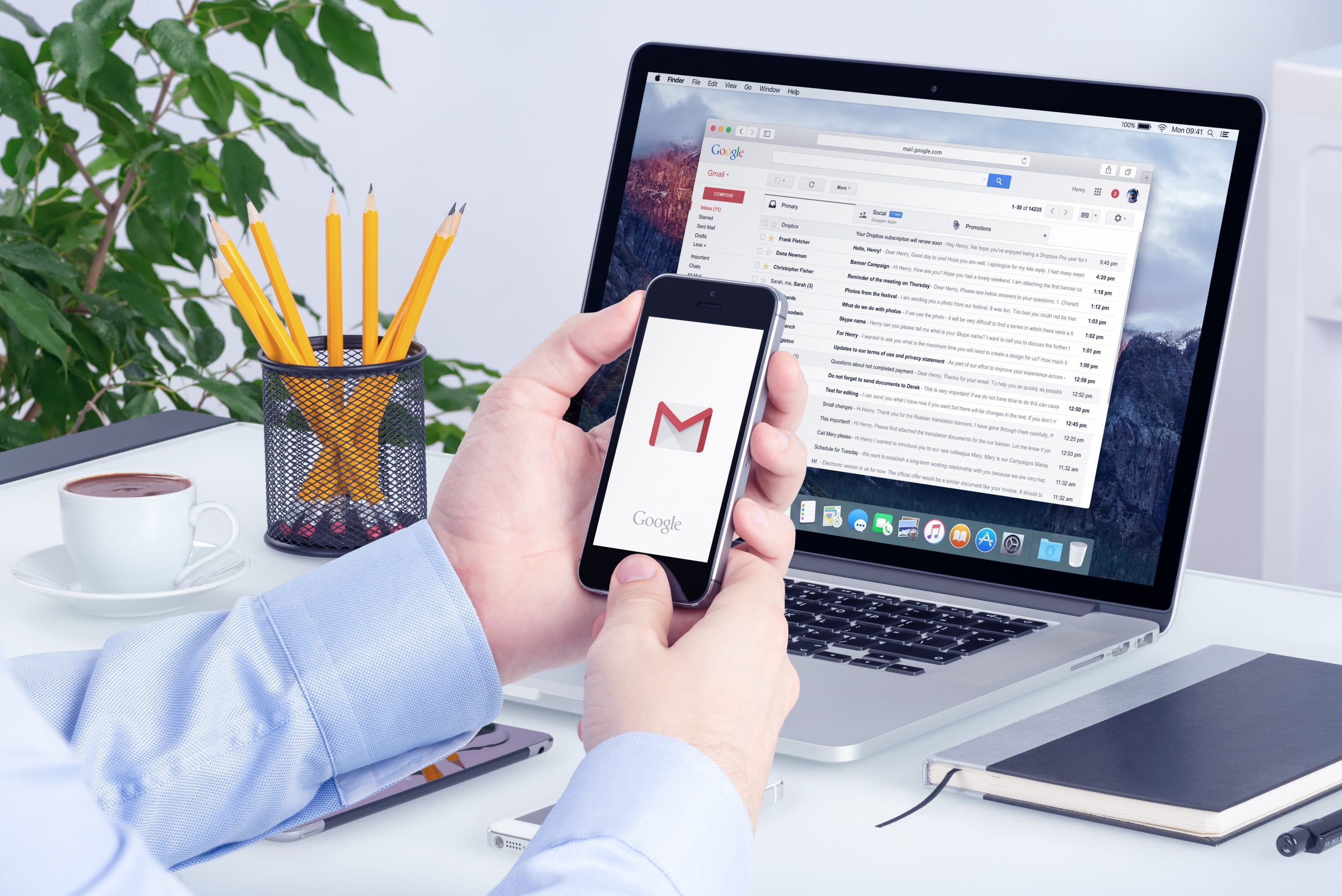 Photo of Google erweitert Gmail um Add-Ons