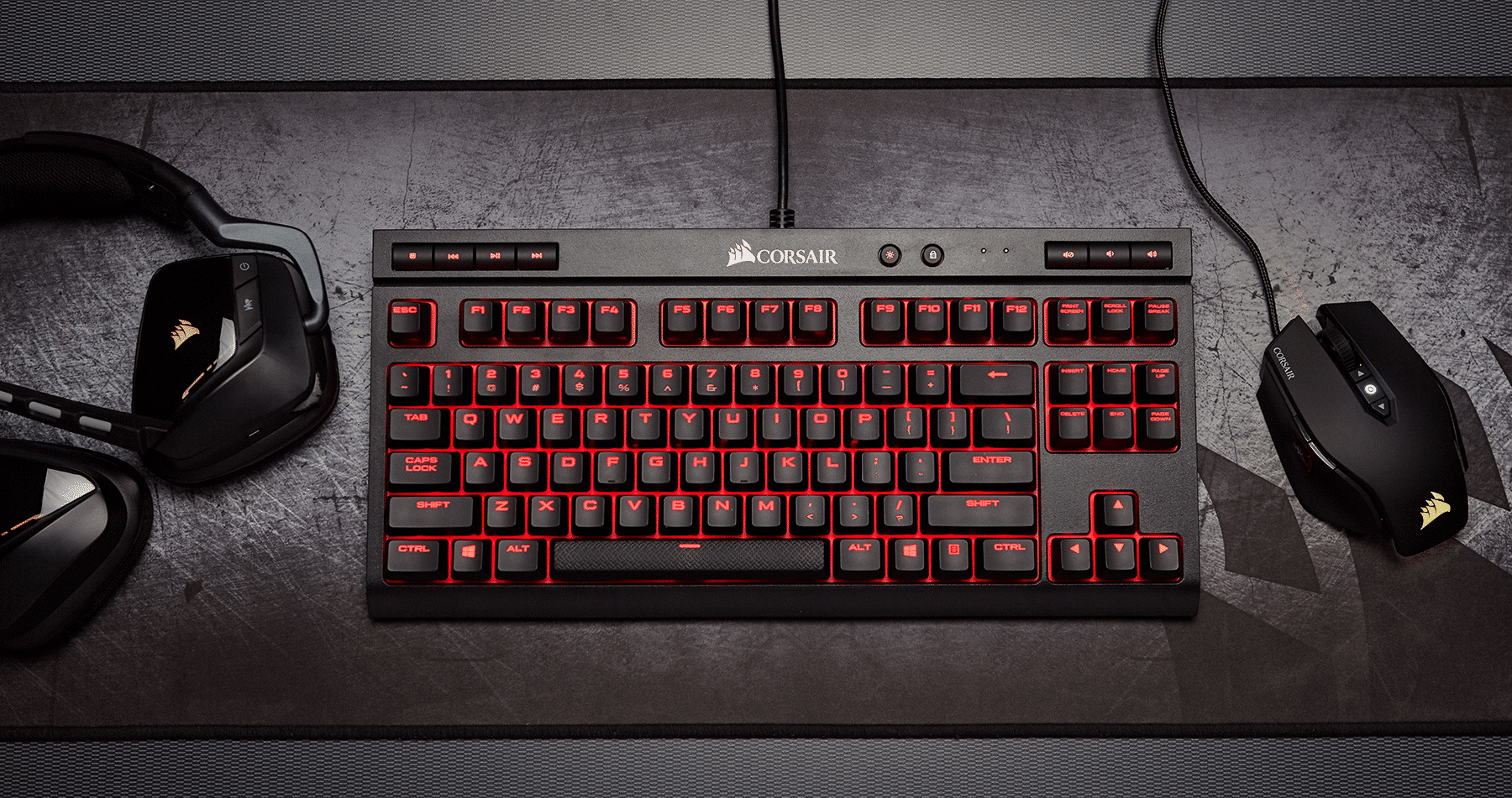 Photo of Corsair K63: Günstige & mobile mechanische Gaming-Tastatur